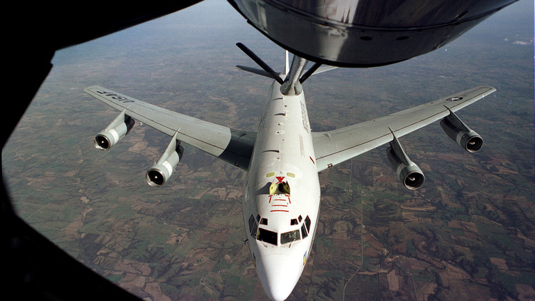 Seúl: EE.UU. envía un avión espía a la península de Corea