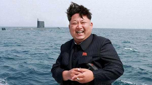 Kim Jong-un dice estar dispuesto a entablar una guerra con quien le parezca una amenaza (Reuters)