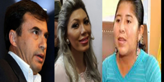 Escuche a Cristina Choque cuando afirma que Quintana le ordenó ir a casa de Zapata