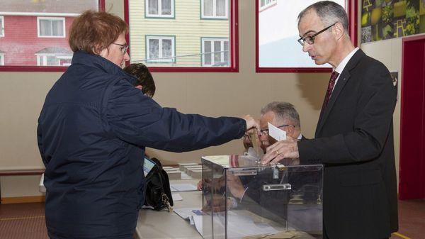 Territorios de Francia en ultramar abren centros electorales — VENEZUELA