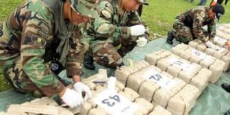 Denuncian que Bolivia es usada como vía de tránsito para la droga dañina y adictiva