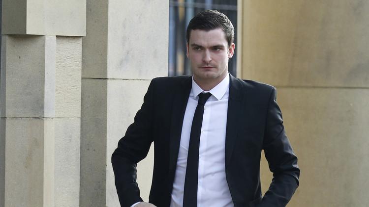 Adam Johnson desearía haber violado a chica que lo envió a prisión