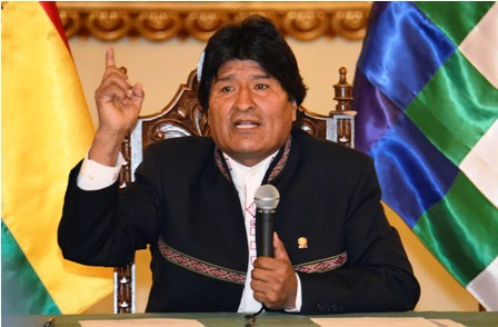 ONU: Bolivia pide salvar la madre tierra
