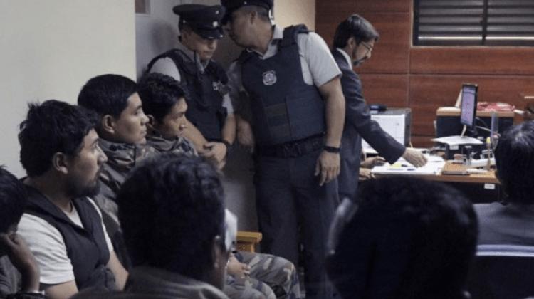 Agente chileno sugiere que los bolivianos sean liberados