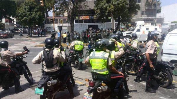 ONG dice que hay 777 detenidos por protestar contra el Gobierno