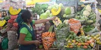 El precio de alimentos básicos se duplicó en la década de Evo
