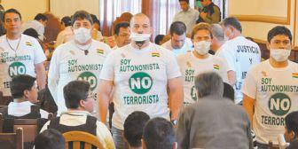 Caso terrorismo: 8 años de montaje judicial