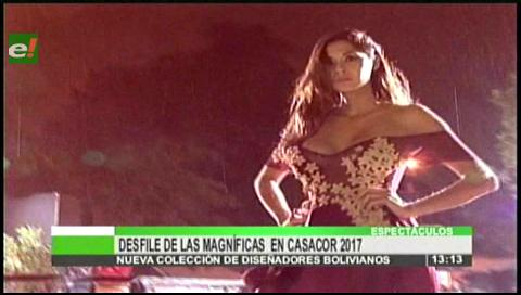 Casacor Fashion Night. Una lluvia de talento, creatividad y moda