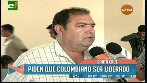 Defensa del Youtuber colombiano denunció varias irregularidades durante su traslado