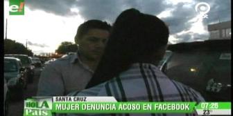 Santa Cruz: Mujer denuncia acoso mediante Facebook