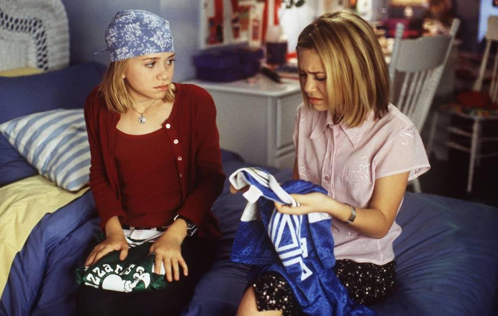La gemelas Olsen ahora tienen 30 años y reaparecieron con