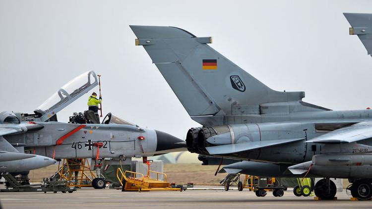 Merkel: Alemania busca alternativas para trasladar a sus tropas de la base aérea turca de Incirlik