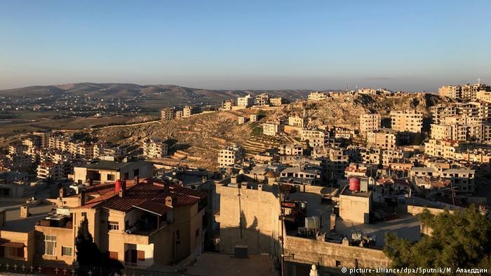 Saidnaya, Siria.
