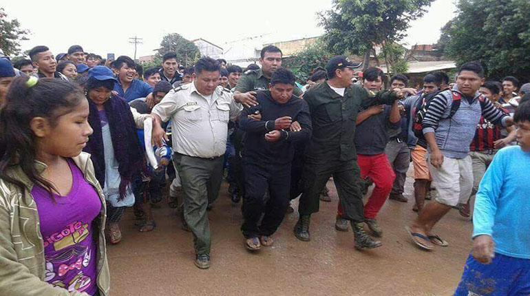 Resultado de imagen de de linchado en San Julián