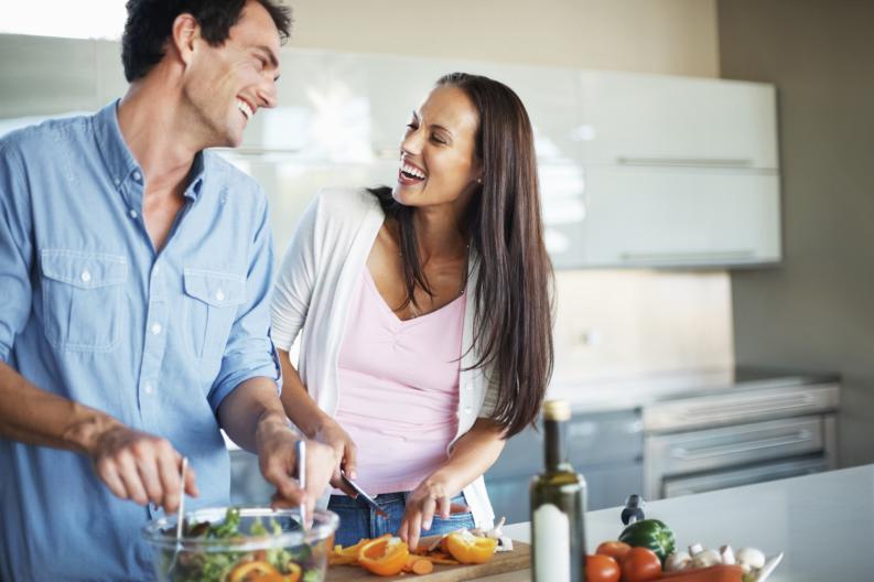 cocina en pareja