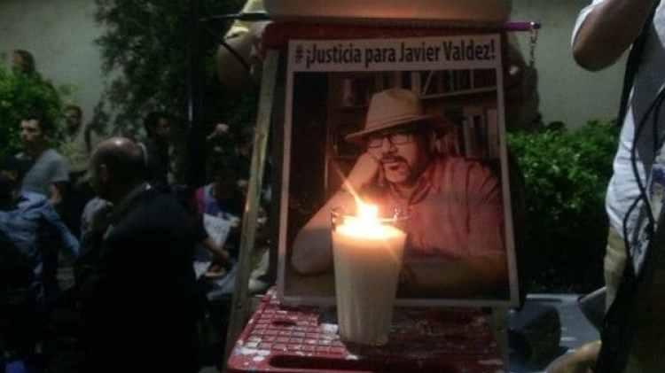 El periodista Javier Valdez fue la última víctima de la violencia narco en México.
