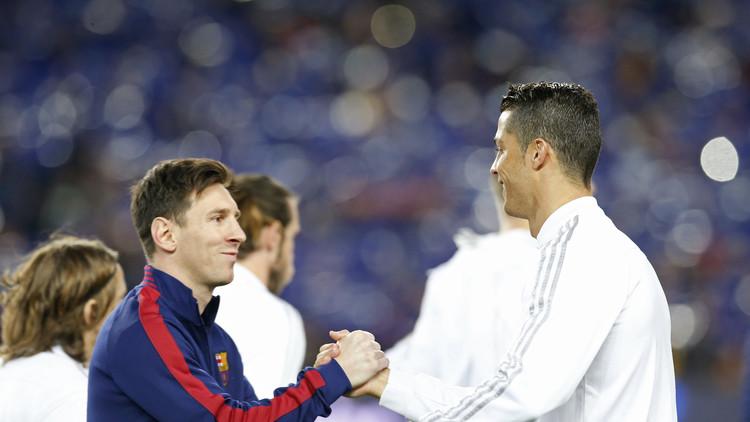 Ronaldinho da su veredicto: ¿Quién es mejor, Messi o Ronaldo?