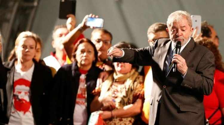 Lula da Silva fue presidente de Brasil entre 2003 y 2010 (Reuters)
