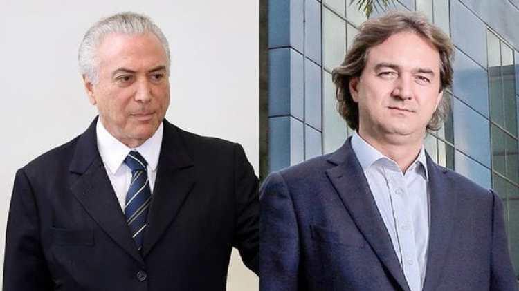 Michel Temer y Joesley Batista, el delator que generó una crisis política en Brasil