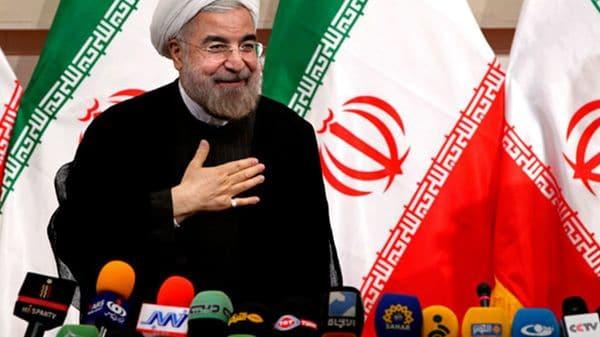 Hassan Rohani ganó las elecciones presidenciales en Irán