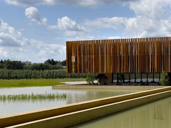 La inspiración de estas obrasarquitectónicas es el concepto de la muerte como parte de los procesos de la naturaleza.