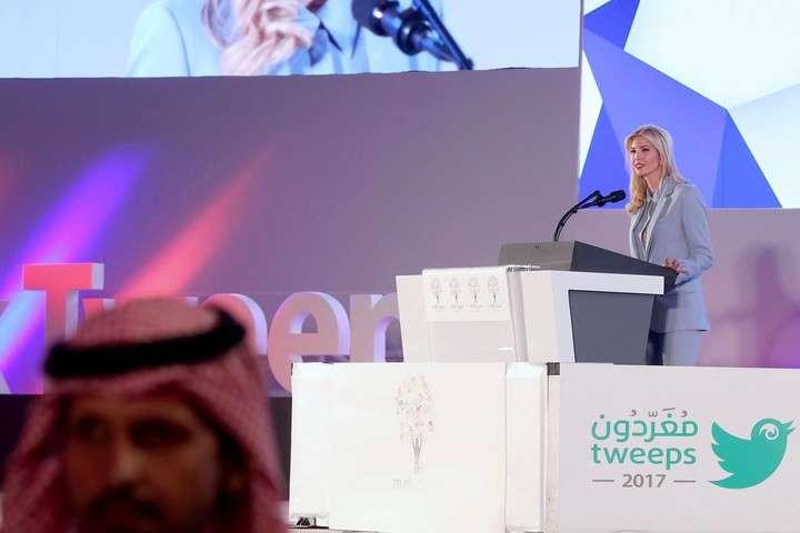 Melania e Ivanka Trump dieron que hablar por negarse a usar el velo en Arabia Saudita
