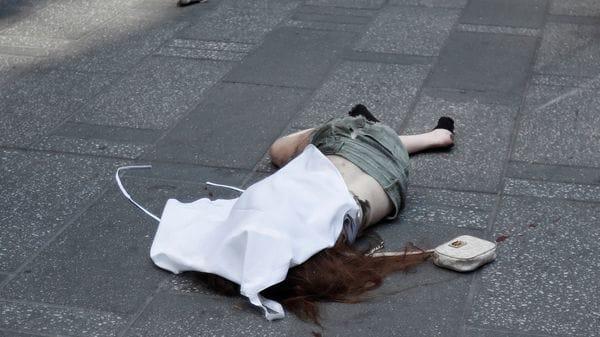 Richard Rojas asesinó a una joven de 18 años (Reuters)