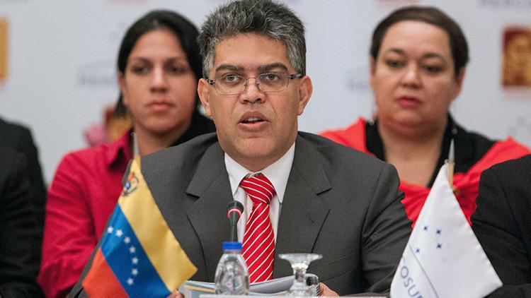 Presidente de la Comisión Constituyente venezolana responde a la fiscal general