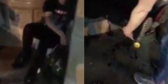 El desesperado pedido de ayuda de una joven herida en el atentado de Manchester