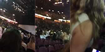 La explosión desde adentro: así comenzaron las corridas en el estadio tras el atentado de Manchester