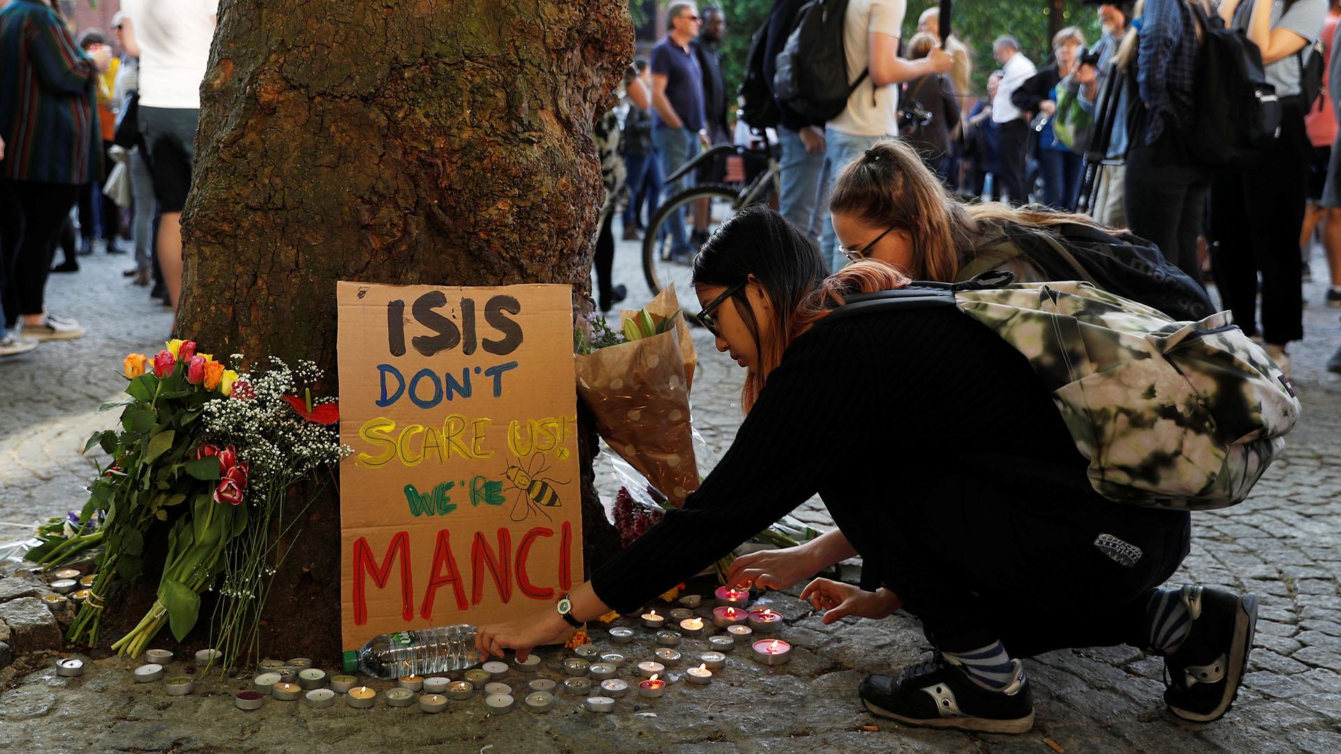 Un detenido por el ataque en Manchester que dejó 22 muertos
