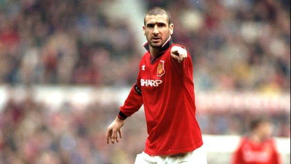 Cantona jugó en Manchester United durante 5 años (Getty Images)