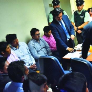 Tras versión de jurista chileno, rechazan el juicio abreviado