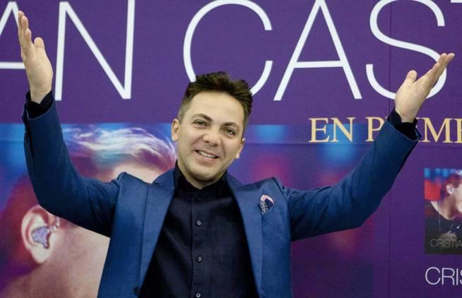 Cristian Castro en una imagen de archivo. (Gtres)