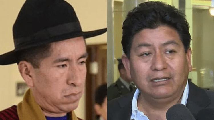 Cusi escupe a Borda tras audiencia en el Senado
