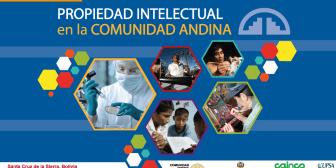 Santa Cruz será sede del Seminario Andino de Propiedad Intelectual