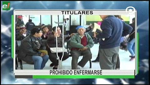 Video titulares de noticias de TV – Bolivia, noche del lunes 15 de mayo de 2017