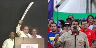 Noriega, el Maduro de los 80