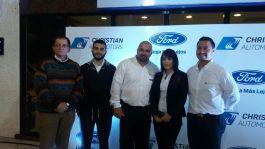 Ernesto Andrade, Oswaldo Araoz, Eduardo Gutierrez, Veronica Romero, Marco Serrate