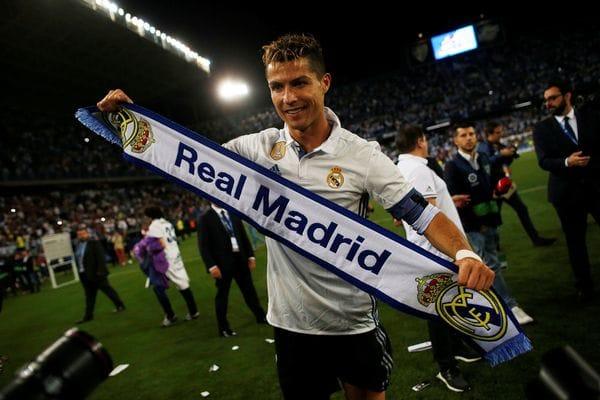 Real Madrid se coronó campeón de La Liga esta temporada (Reuters)