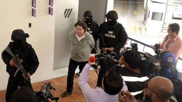 Ricardo Rivera, tío del actual vicepresidente de Ecuador, fue detenidoenel operativo