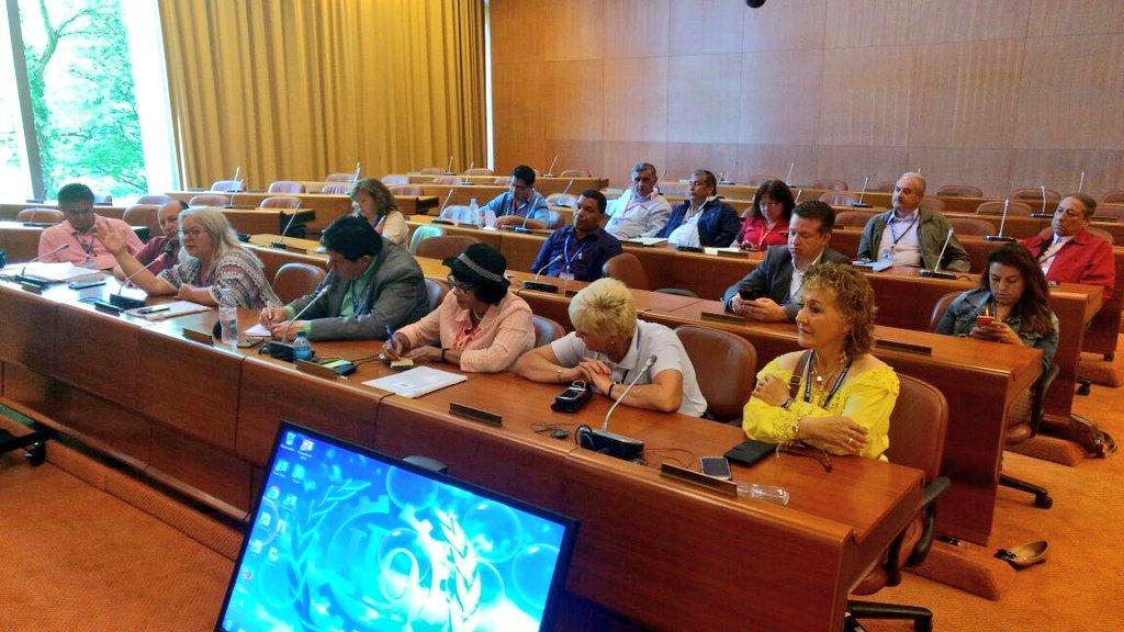 Cartes destaca ingreso al Consejo Administrativo de la OIT