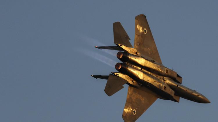 Así es cómo la Fuerza Aérea israelí
