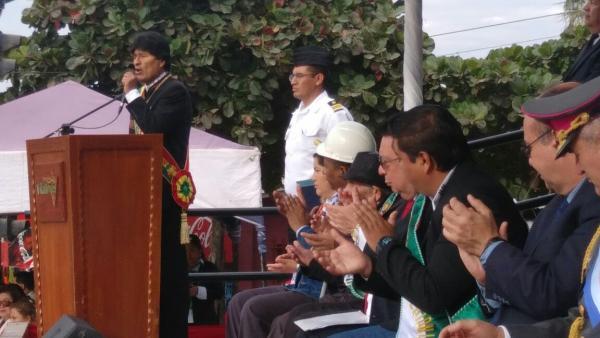 Bolivia recuerda los 82 años del fin de la Guerra del Chaco
