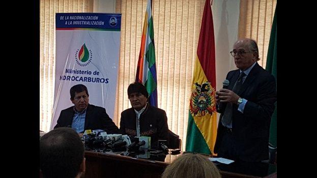 Gobierno y Repsol acuerdan explorar bloque Iñiguazú