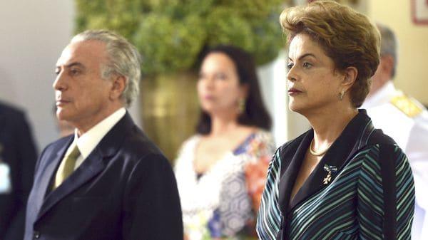 Michel Temerasumió como presidente de Brasil tras la destitución de Dilma Rousseff