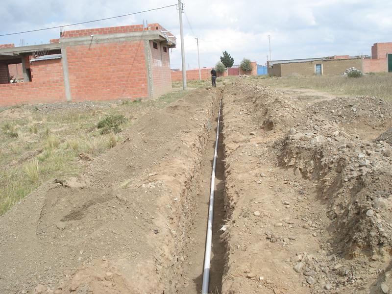 Resultado de imagen de sistema de agua potable en Laja