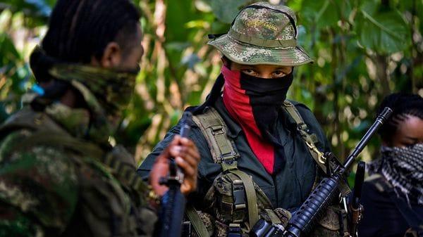 Terroristas del ELN (AFP)