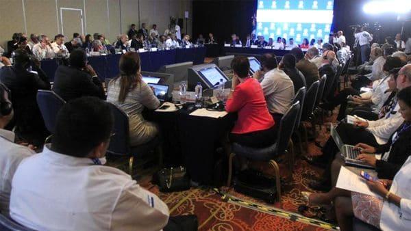 La OEA no alcanzó un acuerdo sobre los proyectos presentados por la crisis venezolana