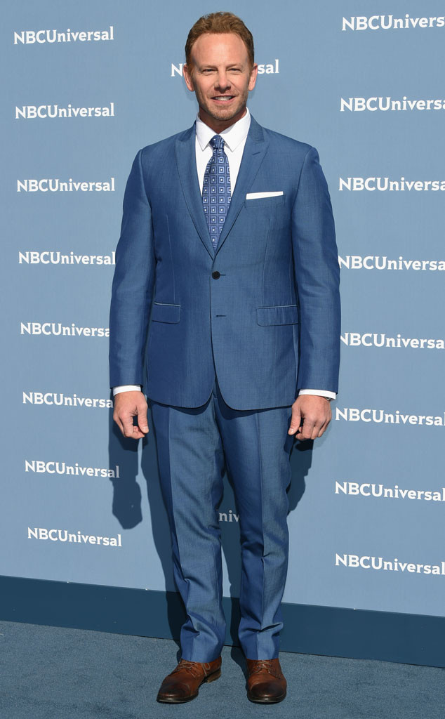 Ian Ziering, NBCUNIVERSAL 2016 UPFRONT PRESENTATION